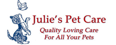 Julie's Pet Care Logo