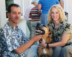 Julie and Walt, Owners